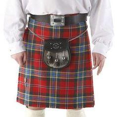 Clan Ewing: Tartan Garments