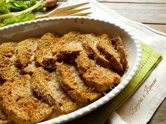 Polpettone+di+verdure+e+carne,+ricetta+Bimby