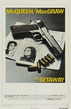 Classics Film Posters -  The Getaway