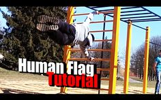 Tutorial #18 Human Flag / Ludzka Flaga