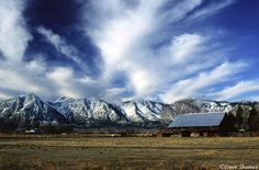Minden, Nevada. Just outside of South Lake Tahoe and worth the drive. Seriously beautiful.