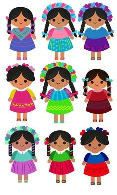 Mexican Folk Art, Mexican Style, Illustrations, Book Illustration, Mexican Babies, Mexican Fiesta Party, Diy And Crafts, Arts And Crafts, Arte Popular