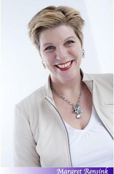 Deze week ondernemer uitgelicht Margret Rensink www.zoost.nl/ondernemer_uitgelicht.aspx