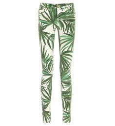 Un jean tropical