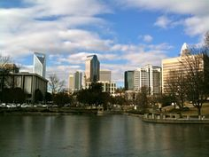 Charlotte NC Beautiful City with so much character!