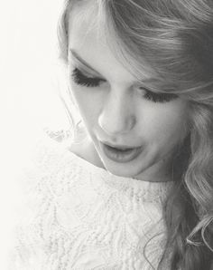 Not a big Taylor Swift fan but I do think she is beautiful.