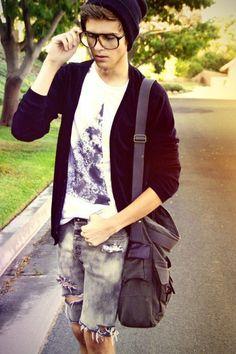 Guy fashion. xD