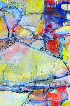 "Amy Longcope, ""Spring Rhapsody""  Imagen tomada de http://www.amylongcope.com/mbr_statement.php#.UI7BilF0aVo"