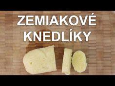 Mňamky - Zemiakové knedlíky - YouTube