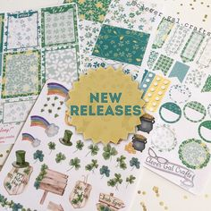 Happy Friday friends! I've got some newbies live in the shop. Check out the seasonal section for the latest  by clever.gal.crafts