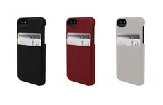 HEX iPhone 5 Cases and Wallets Collection