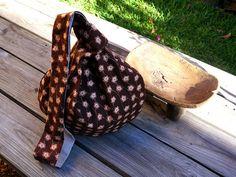 Bolsa de nudo japonés   Japanese knot bag   María Tenorio, Gineceo, 2015