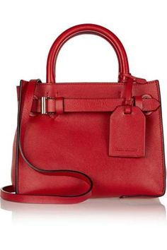 RK40 small leather tote #totebag #women #covetme #reedkrakoff
