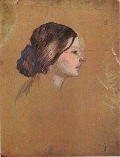 Pablo Picasso -Madeleine,1904