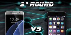 """iPhone 6s Plus """"arrasa"""" com o Galaxy S7 em teste de velocidade"""