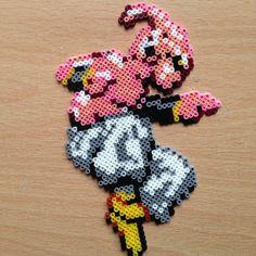 Dragon Ball perler beads by dragoneyes00