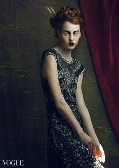 PhotoVogue Grace Photography by Mariya Tatrnikova Model Grace Cairns Ova, Tatting, Fairy Tales, Vogue, Colours, London, Cairns, Model, Photography