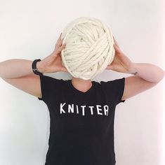 KNITTER T Shirt // Women's Tee with Knitting Logo // fairtrade organic cotton // gifts for kn. KNITTER T Shirt // Women's Tee with Knitting Logo // fairtrade organic cotton // gifts for knitters // gifts for crafter. Organic Cotton T Shirts, Cotton Tee, Ravelry, Cotton Gifts, Trends, Fair Trade, Fitness Fashion, Gifts For Her, T Shirts For Women