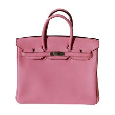 35cm Hermès Pink Togo Leather Birkin Handbag