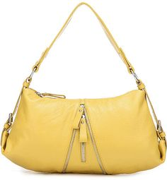 eJero : Zip Collection - Color Yellow