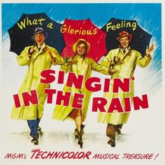 Singing in the Rain – Movie & Soundtrack
