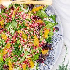 Veggie Recipes, Salad Recipes, Vegetarian Recipes, Snack Recipes, Snacks, Yummy Food, Tasty, Juicy Fruit, Food Porn
