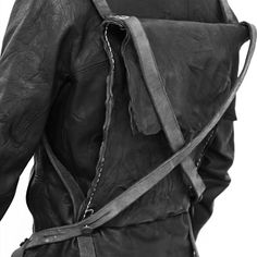 Leather, bags etc. Backpack Bags, Leather Backpack, My Bags, Purses And Bags, Dystopian Fashion, Fashion Bags, Mens Fashion, Post Apocalyptic Fashion, Messenger Bag Men