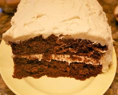 Octoberfarm: A&P Spanish Bar Cake Recipe  --  The BEST cake ever!  (eat it cold)