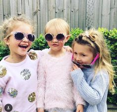 Super stylish kids sunglasses. Protect their little peepers. #frankieray