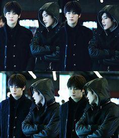 Jaehyun and Taeyong�� Kim Jung, Jung Yoon, Jaehyun Nct, Nct Taeyong, Nct Life, Sm Rookies, Boys Life, Valentines For Boys, Jung Jaehyun