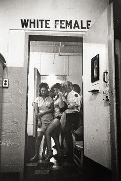 Women's prison, New Orleans, Leonard Freed
