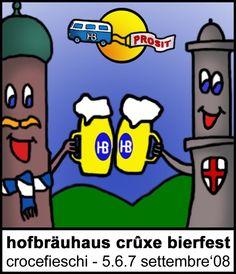 2008 terza edizione del Cruxe Bierfest