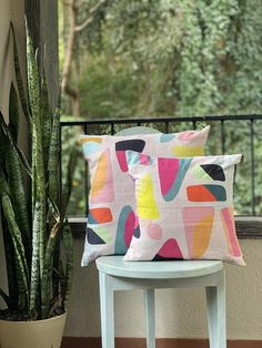 Linen Pillows, Throw Pillows, Garden Cushions, Cushion Covers, Hand Drawn, Irish, How To Draw Hands, Illustrations, Artists