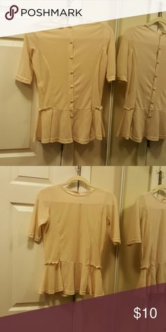Lightweight cardigan/blouse Dainty and cute top that can be worn as a cardigan or blouse Asos Tops Blouses