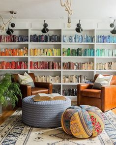 Book Storage - Color Scheme