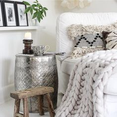 """223 mentions J'aime, 11 commentaires - Love Living Decor (@lovelivingdecor) sur Instagram: """"We love this Scandinavian / Bohemian look from @skovbon 😍. Check our website…"""""""