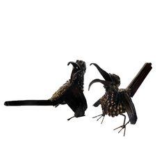 Hornbills bird set Welding Machine, Steel Sculpture, Light Oak, Sculptures, Bird, Metal, Welding Set, Birds, Metals
