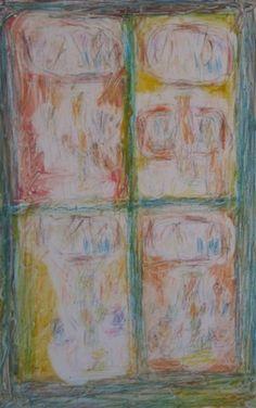 Still life with Lamp II by David Koloane | DAVID KRUT PROJECTS