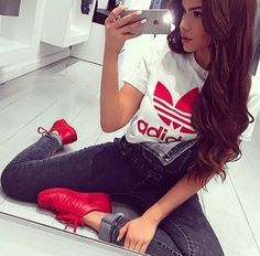 adidas outfit nice