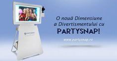 PartySnap - Sărbătoreşte clipa!