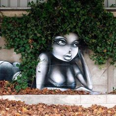 Street art has become rapidly more popular over the past 10 years or so, mostly due to rising popularity of artists such as Banksy. So street art is all well 3d Street Art, Murals Street Art, Urban Street Art, Amazing Street Art, Street Art Graffiti, Street Artists, Urban Art, Amazing Art, Awesome