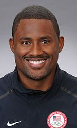 Howard alum and Olympic track stat David Oliver III Olympic Highlights:  Beijing 2008 Olympic Games, bronze (110-meter hurdles)  Career Highlights:  2008 USA Indoor champ Two-time NCAA All American 2007 USA Outdoor Champs, 3rd