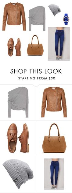 """""""осень"""" by anastasiya-listova on Polyvore featuring мода, Tom Ford, Soaked in Luxury, Gap, New Directions, The North Face, PacSun и Michael Kors"""