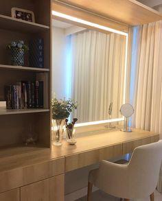Bedroom Closet Design, Room Ideas Bedroom, Home Room Design, Home Office Design, Home Bedroom, Home Interior Design, Bedroom Decor, House Design, Interior Decorating