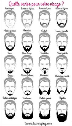 barbe on pinterest shaving tips beards and comment. Black Bedroom Furniture Sets. Home Design Ideas