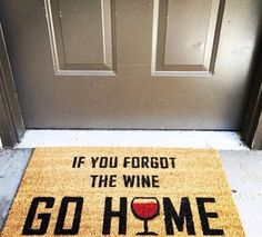NOTE: To Lonna, when you come over❤️ #WineMemes #WineWednesday