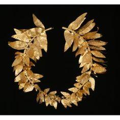 Wreath, Greek, Classical or Hellenistic period, 4th century B.C., Dallas Museum of Art