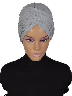 Excited to share the latest addition to my shop: Turban, Headbad Women, Hat, Shirred Combed, J Head Turban, Turban Hijab, Hats For Women, Women Hat, Corte Y Color, Turban Style, Cotton Hat, Hijab Tutorial, Mode Hijab