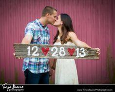 Save the date!!   Jacksonville Engagement Photos - Tonya Beaver Photography015