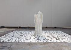 Transparent God Paper Sculpture - My Modern Metropolis